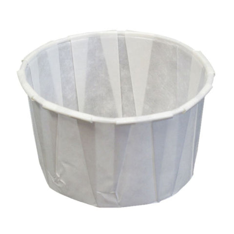 Genpak F250 Harvest Paper Souffle / Portion Cup – Case of 5000