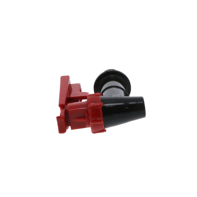 Tomlinson Black Touch Guard Cooler Faucet with Male Threads