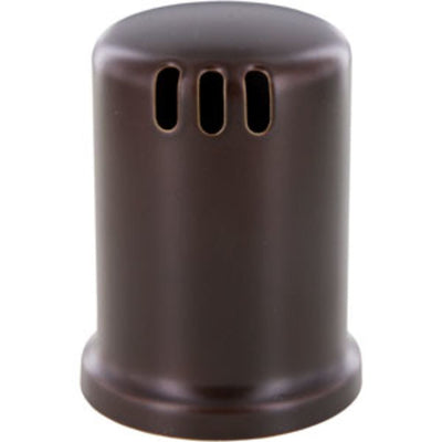 Universal METAL Air Gap Cover - Mahogany Bronze