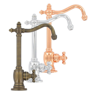 Waterstone Annapolis 1150H Faucets with Cross Handle - Hot Only