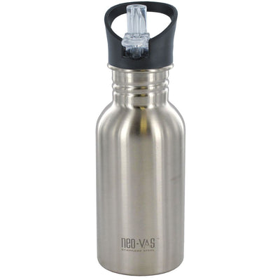 Neo Vas 18 oz. Stainless Steel Water Bottle w/ Neo Sip Cap
