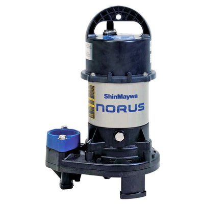 ShinMaywa Norus Submersible Pump - 3300 gph 19' Head