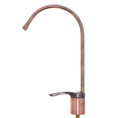 Curved Ceramic Drinking Water Faucet