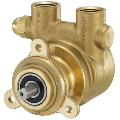 "Procon Pump Brass NSF w/ Single Flat Drive 240 GPH 1/2"" NPT Bolt On"