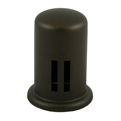 Brass Cover Cap for Twin Inlet Air Gap - Antique Bronze