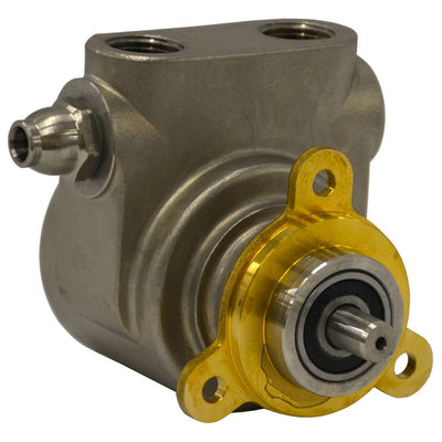 "Fluid-o-Tech Stainless Steel Rotary Vane Pump 250 gph 1/2"" NPT"