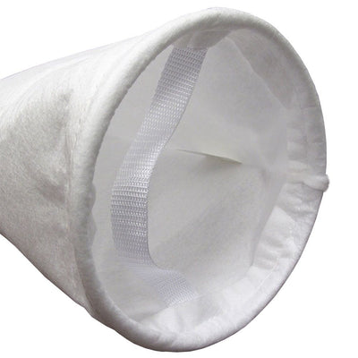 Neo-Pure FB Series #1 Polypropylene Felt Bag Filter Steel Ring 100 Micron