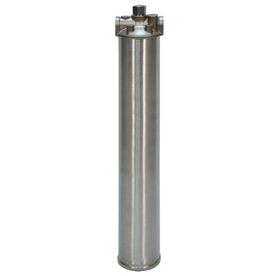 Shelco FOS-80 Single Cartridge Filter Housing with Bolt and Nut Closure