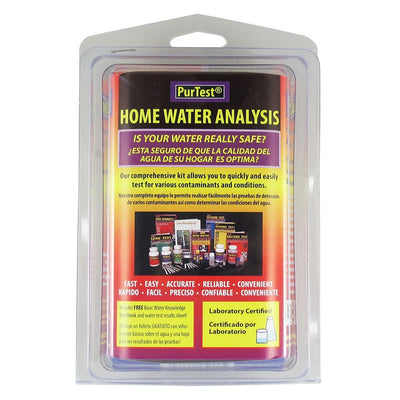 PurTest Complete Home Water Test Kit