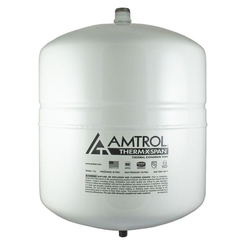 Therm-X-Span T-12 Thermal Expansion Tank 4.4 gal