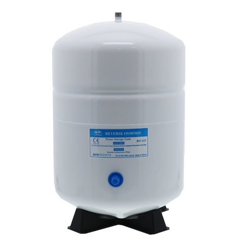 PAE RO-122 Reverse Osmosis Storage Tank Powder Coated Steel 3.2 Gal