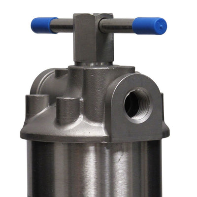 Neo-Pure SFN1 T-Handle Bolt and Nut Single Filter Closure Housing