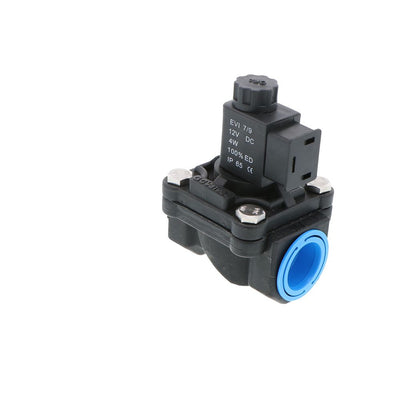 "CFA C9 Series Solenoid Valve w/ Flow Control Normally Closed 3/4"" FPT 12VDC"