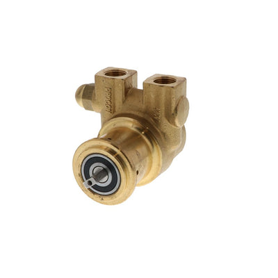 "NSF Procon Pump Brass w/ .188"" Double Flat Drive 110 GPH 3/8"" NPT - 225 PSI Relief Valve"