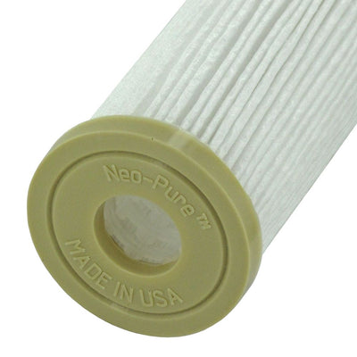 "Neo-Pure PH-27292-01 29-1/4"" High Efficiency Pleated Filter 1 micron"