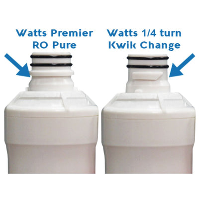 Watts Premier 531411 RO Pure RO-4 Reverse Osmosis System 50 gpd