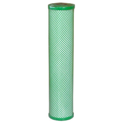 "Filtrex FX10CL2 9-3/4"" X 2-3/4"" Carbon Block Filter"
