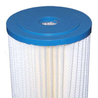 "FilterCor PE20X20BB 20"" BB Pleated Polyester Sediment Filter 20 Mic"