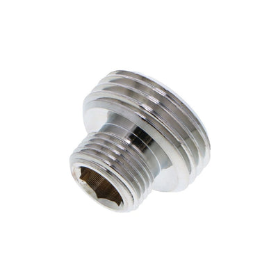 "T&S Brass B-GH Garden Hose Outlet Adapter, 3/4"" Male Garden Hose Outlet x 3/8"" NPSM Male Thread"