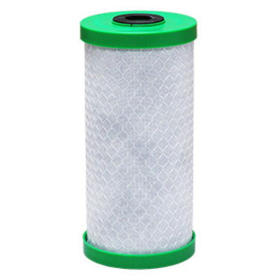 "Matrikx Chloraguard 10"" BB 1 Micron Green Carbon Block Filter"