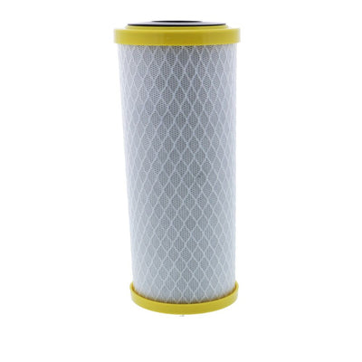 "Neo-Pure CHLM-2510 9-7/8"" x 2-1/2"" Chloramine Carbon Block Filter 1 micron"