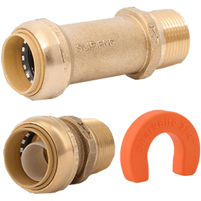 SharkBite® Water Filter Connection Kit - 3/4""