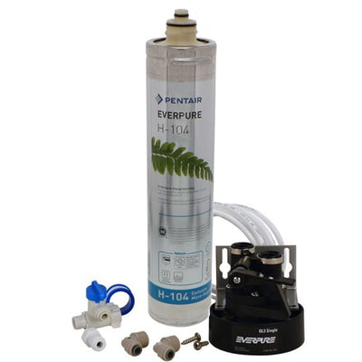Everpure H-104 Drinking Water Filter System