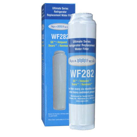Aqua Fresh WF282 GE GSWF Compatible Refrigerator Water Filter