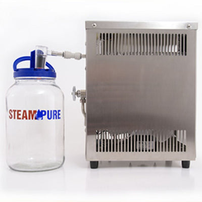 Pure Water™ SteamPure Countertop Water Distiller