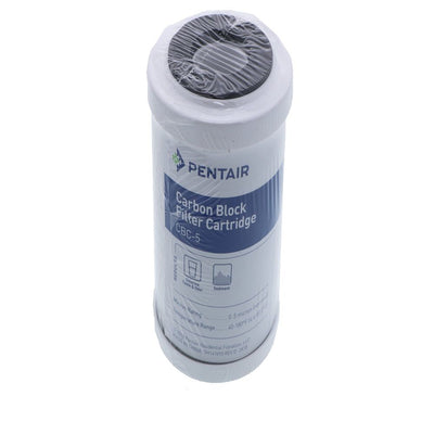 Pentek 155169-43 CBC-5 Carbon Block Filter 0.5 mic