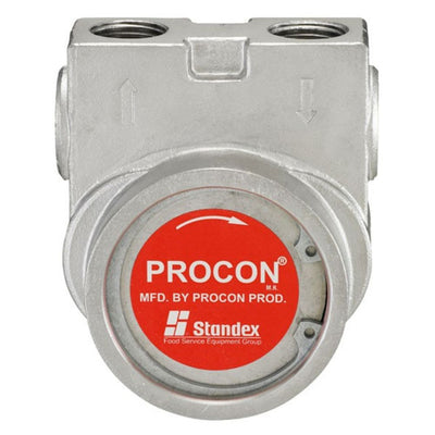 "NSF Procon Pump Stainless Steel w/ 1143 Bronze Coupling 190 GPH 1/2"" NPT - No Relief Valve"