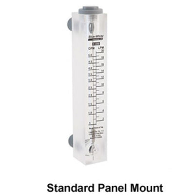 Blue White F-550 Panel Mount Rotameter