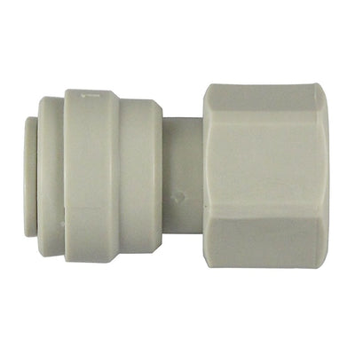 Female Flare Connector - 5/16 Tube x 1/4 Flare