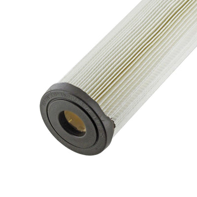 "Harmsco® 801-0.35W 9-3/4"" Premium Pleated Filter 0.35 mic"