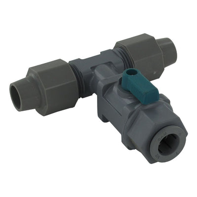Mur-Lok R/O Pal Ball Valves For Corrugated Pipe