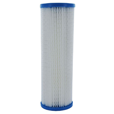 "9-7/8"" x 4-1/2"" BB Liquatec SPF Pleated - 20 mic"