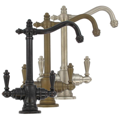 Waterstone Annapolis 1100HC Faucets with Lever Handle - Hot/Cold