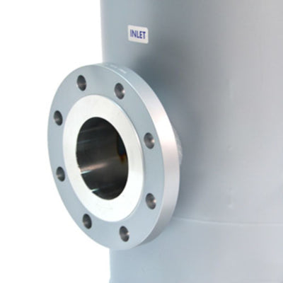 "Neo-Pure BCM22 30"" Multi-Cartridge Stainless Steel Housing"
