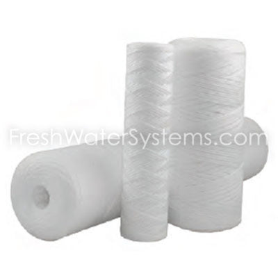 "30"" String Wound Polypropylene - 5 Micron Filter"