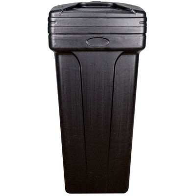 "Replacement Water Softener Brine Tank 14.75"" x 34.25"" Square, Black"