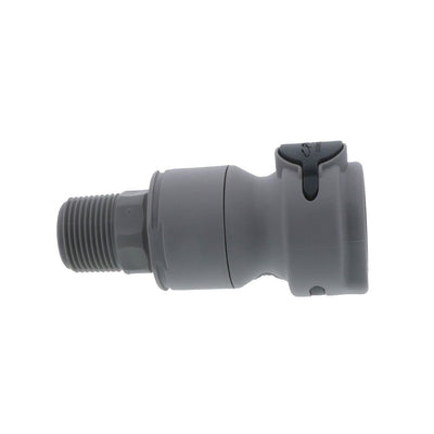 "NSHD10012 Valved In-Line Coupling Body 3/4"" NPT"