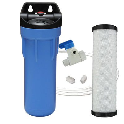 "Neo-Pure 10"" Carbon Block Undersink Drinking Water System"