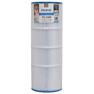 Filbur FC-1225 Pool Filter Cartridge for Hayward C3025