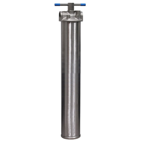 Shelco FOS-80 Single Cartridge Filter Housing with Tee Handle