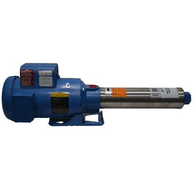 Goulds Water Technology Multi-Stage 1 Phase Pump 1.5 HP 110/220V