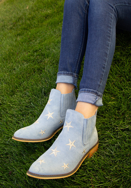 Shine On Booties