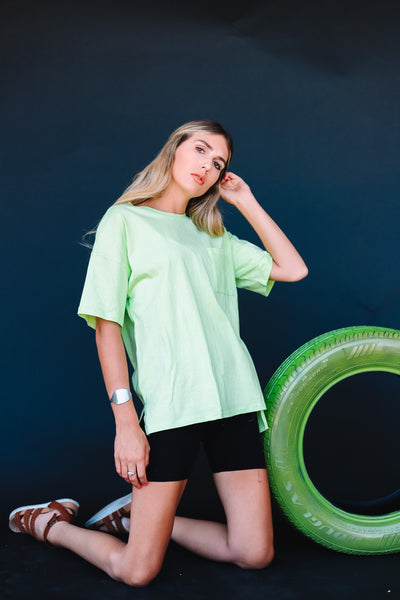 Fruit Punch Tee Green