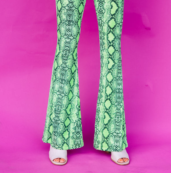 Green Venom Pants