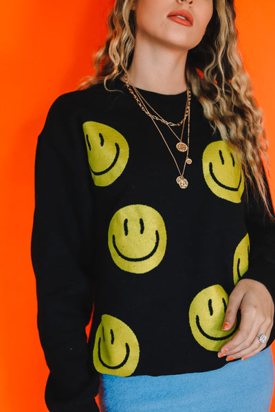 Share a Smile Crewneck