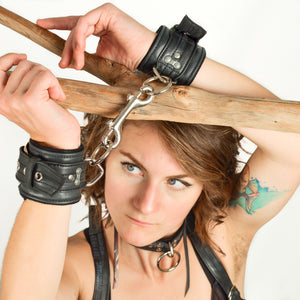 Bike Tube Bdsm/Bondage Cuffs